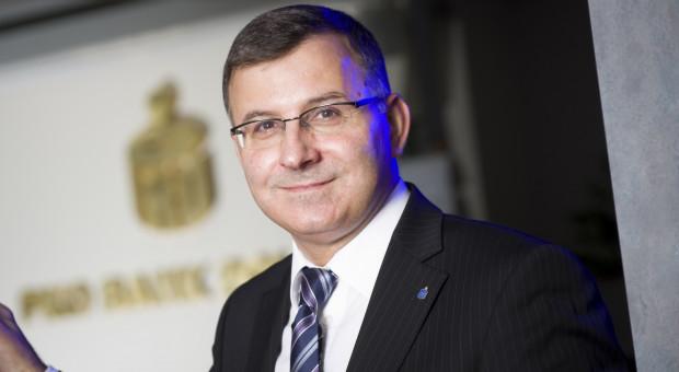 Zbigniew Jagiełło ponownie prezesem PKO BP