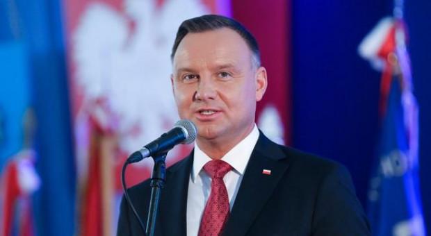 Andrzej Duda rozmawiał z szefami związków zawodowych reprezentującymi duże sieci handlowe