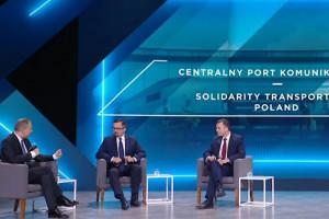 Horała: CPK to miejsca pracy i szansa dla przedsiębiorców