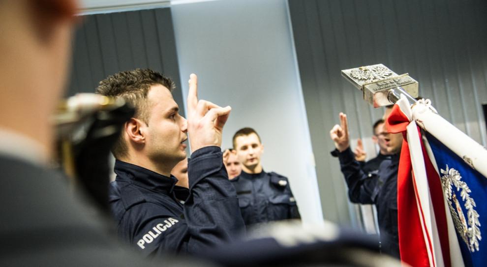 Lubuskie: Policja rekrutuje pracowników. Czeka ponad 300 miejsc pracy