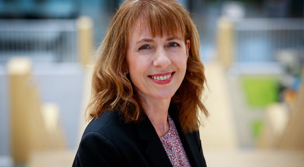 Karen Reddington prezes FedEx Express w Europie oraz CEO TNT