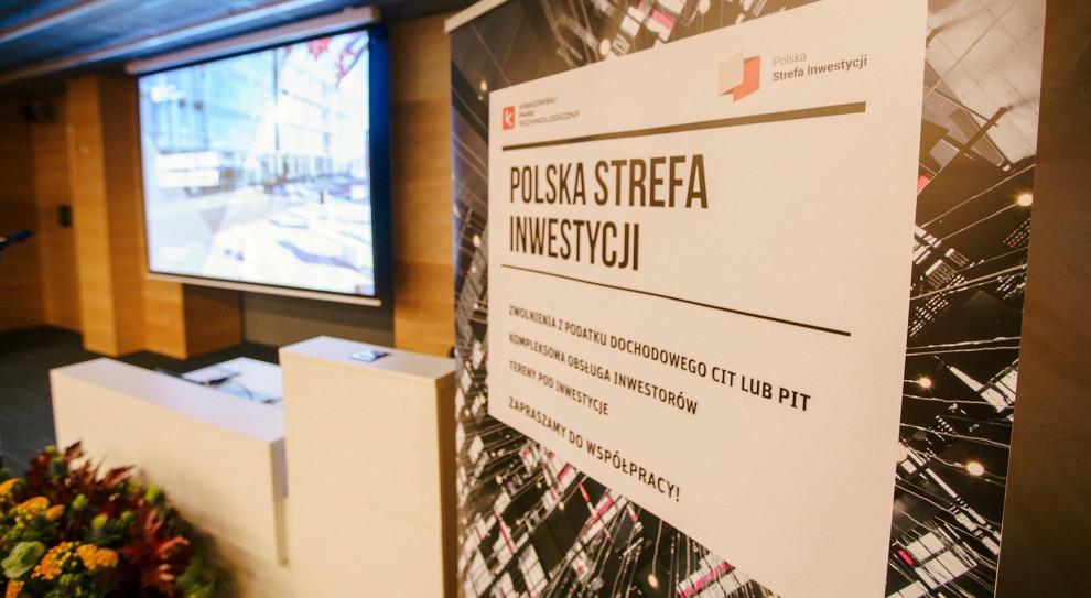 Polska Strefa Inwestycji: Kolejne decyzje o wsparciu dla małopolskich przedsiębiorców