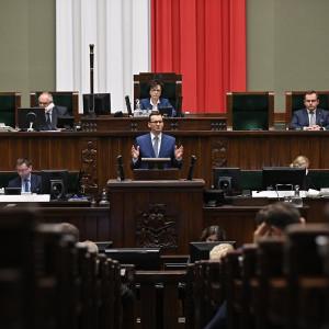 Morawiecki: W latach kryzysu 2008-2009 wzrosło ubóstwo i bezrobocie
