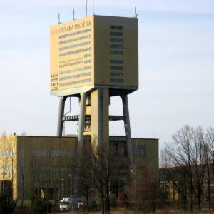 Silny wstrząs w kopalni Polkowice-Sieroszowice