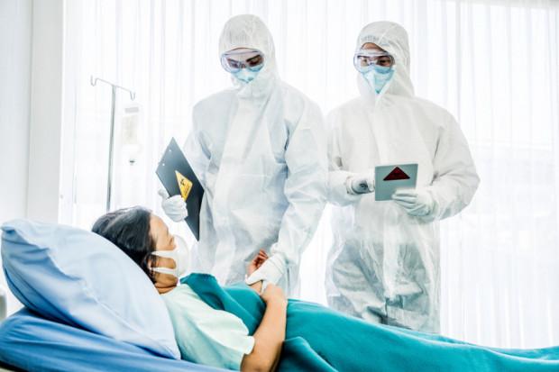 Epidemia wpływa na psychikę lekarzy
