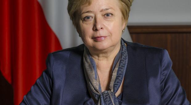 200 tys. zł odprawy dla sędzi Gersdorf