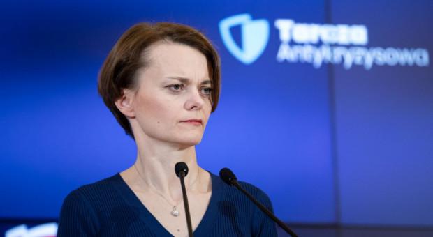 Jadwiga Emilewicz: chcemy, by część ułatwień dla firm pozostała po pandemii