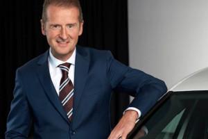 Herbert Diess nie będzie już kierować marką VW, ale pozostanie szefem grupy