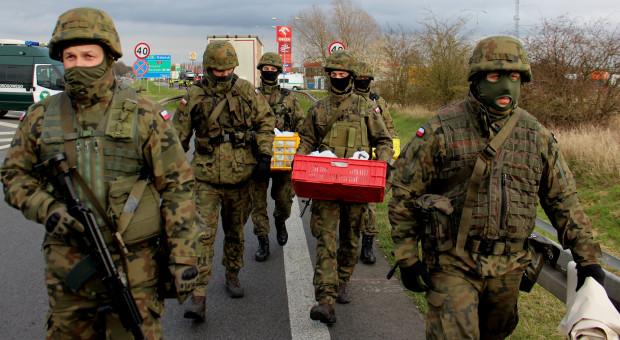 MON wprowadza ułatwienia dla kandydatów do służby w Wojsku Polskim