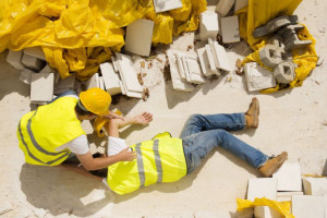 Duży spadek poszkodowanych w wypadkach przy pracy. To efekt pandemii?