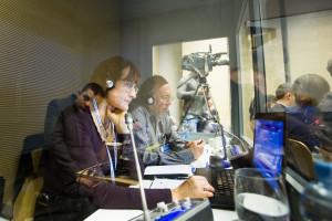 Tłumacze konferencyjni z KE zostali na lodzie przez kryzys