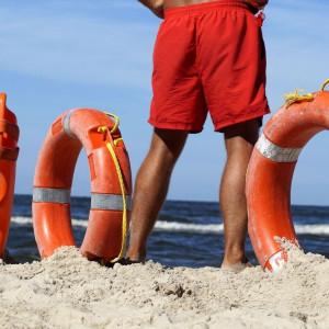 Stres, odpowiedzialność i zdecydowanie - tak wygląda codzienność ratowników wodnych
