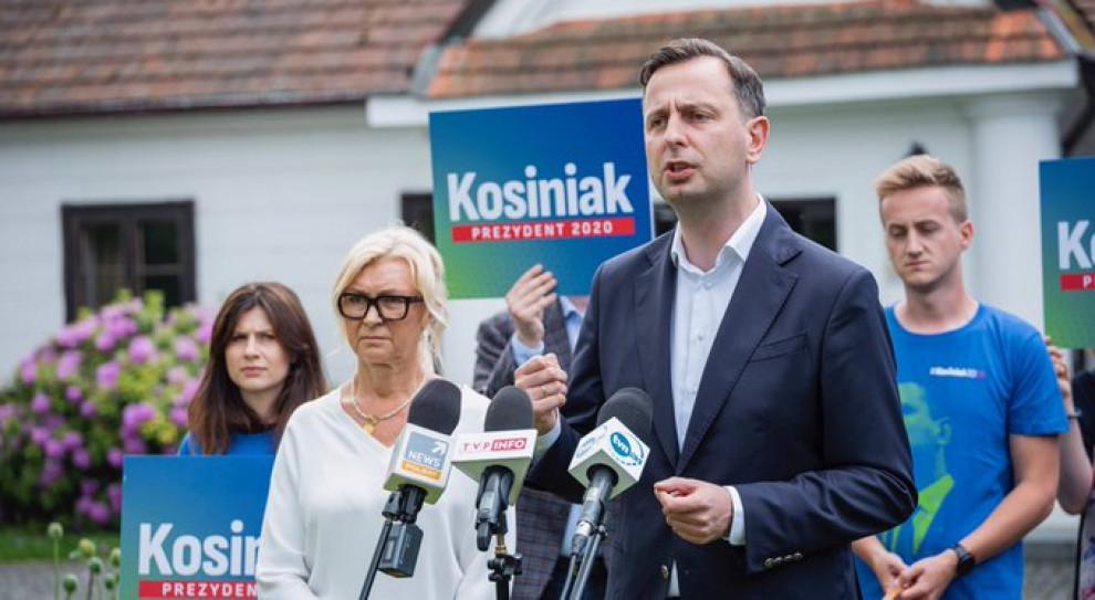 Kosiniak-Kamysz: bon turystyczny powinien wynosić 1000 zł dla wszystkich