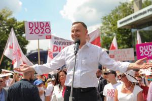 Pracownicy Uniwersytetu Jagiellońskiego domagają się ukarania prezydenta Dudy