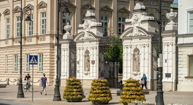 Bezpłatne testy na COVID-19 dla pracowników Uniwersytetu Warszawskiego