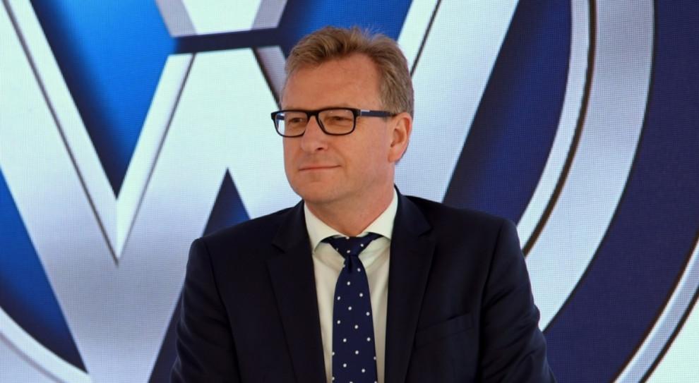 Dietmar Mnich nowym prezesem Volkswagena Poznań