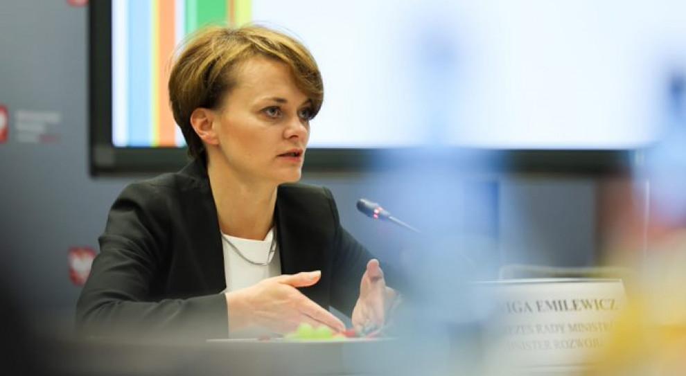 Jadwiga Emilewicz o zniesieniu zakazu handlu w niedziele