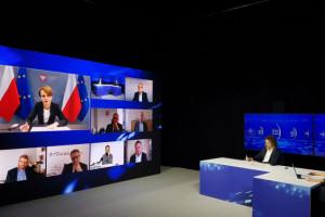 Dyskusja o odmrożeniu gospodarki na start drugiej odsłony EEC Online