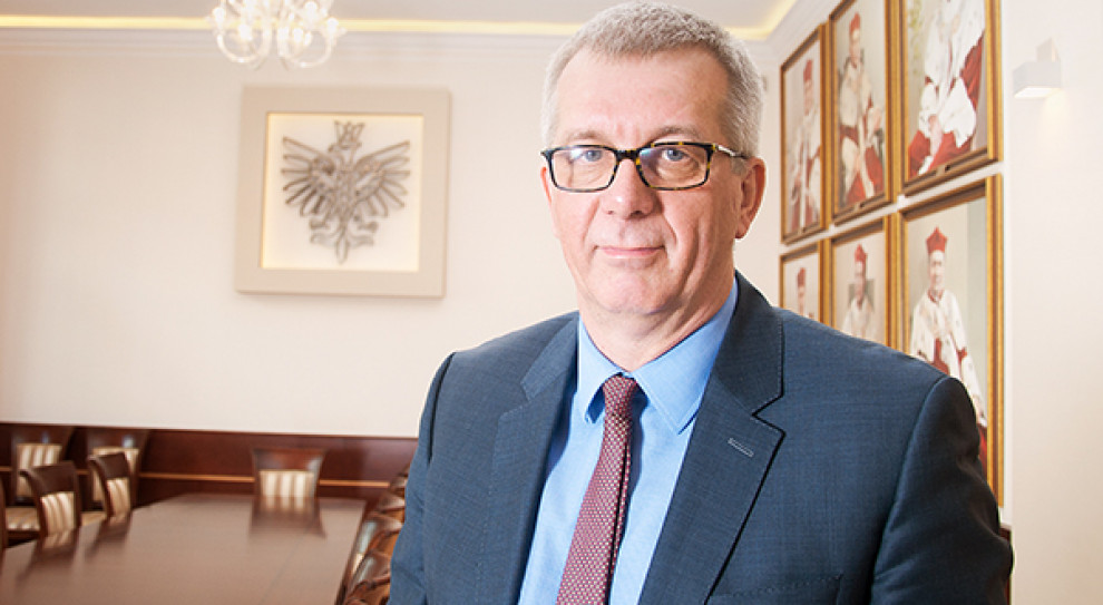 Prof. Jarosław Bosy nowym rektorem Uniwersytetu Przyrodniczego