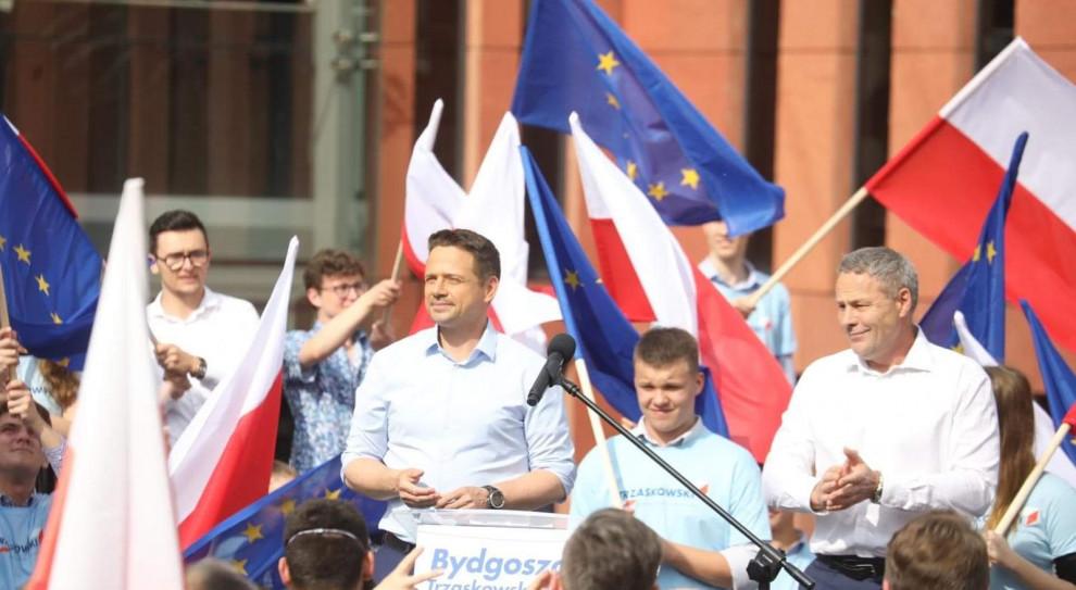 """Trzaskowski: założymy związek zawodowy """"Nowa Solidarność"""""""