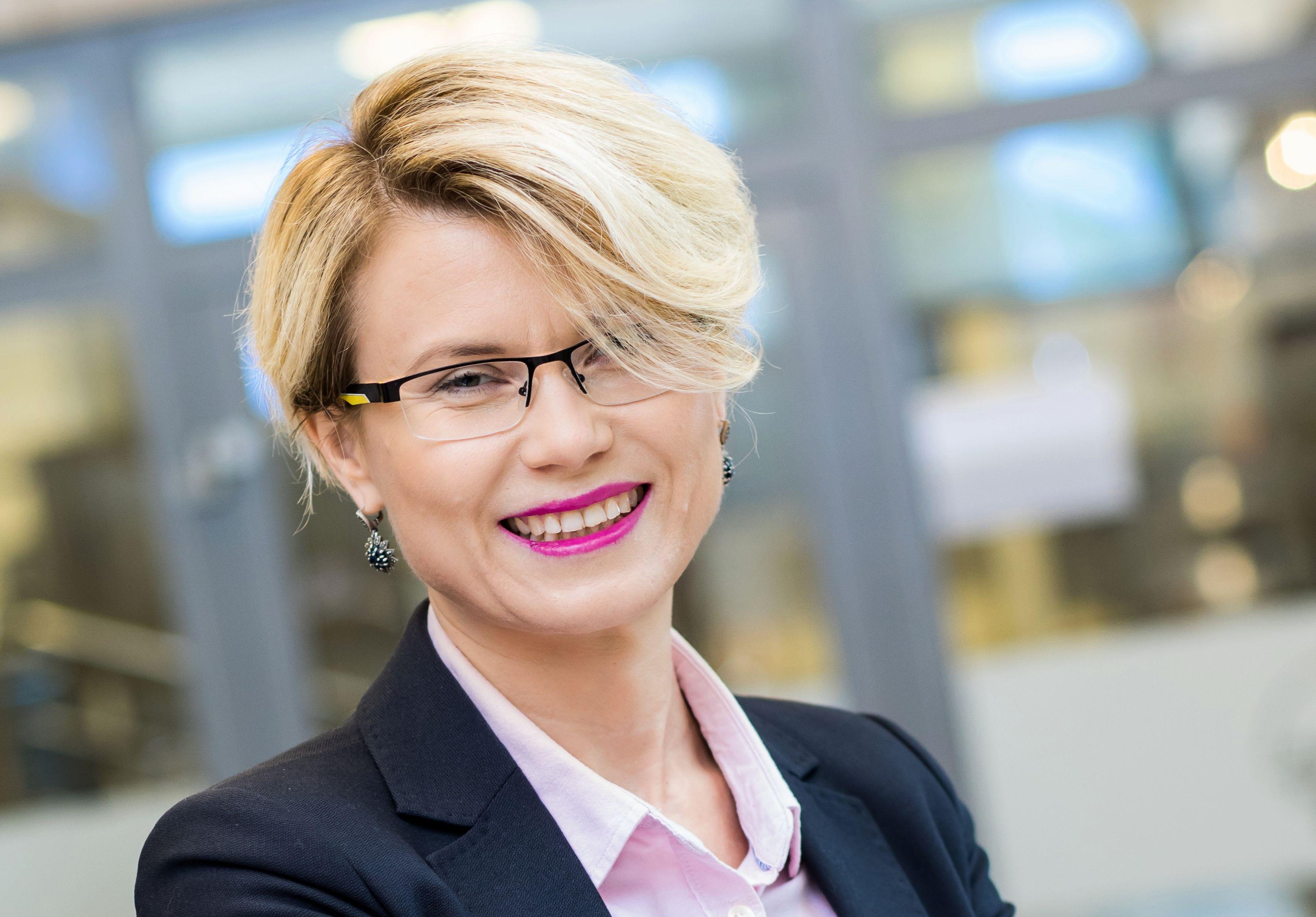 Katarzyna Kosel, członek zarządu i dyrektor pionu personalnego w Makro. (Fot. mat. pras.)