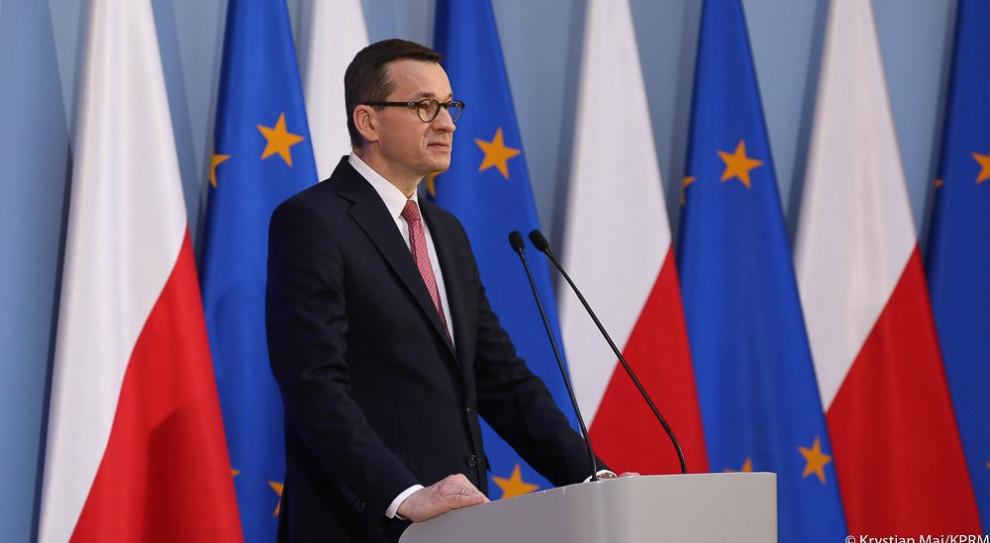 Premier: Tarcza Finansowa chroni 5 mln miejsc pracy