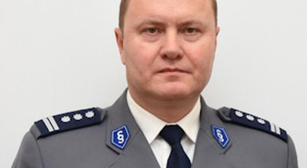 Insp. Jarosław Pasterski komendantem lubuskiej policji
