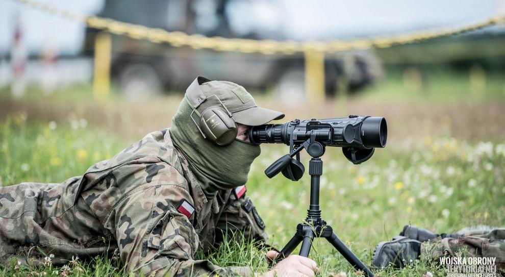 WOT szkoliły instruktorów strzelców wyborowych