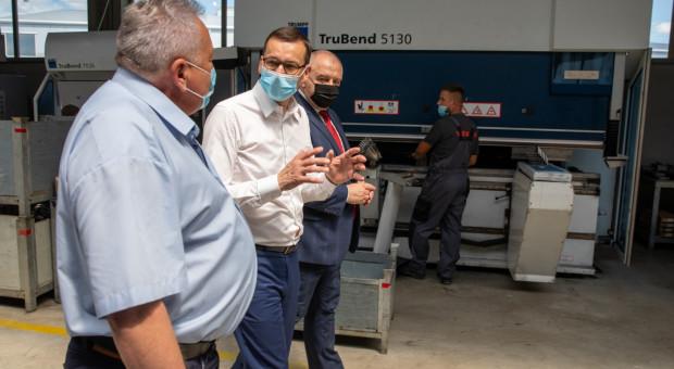 Morawiecki: mimo kryzysu mamy szansę przyspieszyć wzrost gospodarczy i zwiększyć liczbę miejsc pracy
