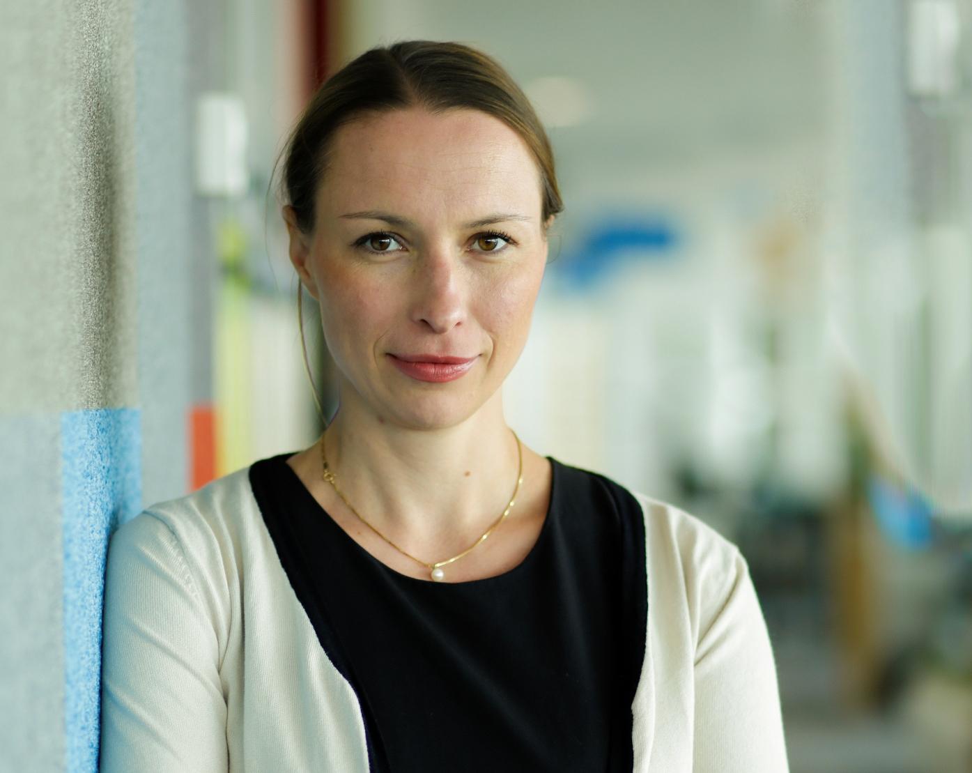 Dorota Osiecka, dyrektor Działu Workplace Innovation w Colliers International (fot. Colliers International)