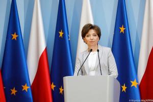 Marlena Maląg: ochrona miejsc pracy zadziałała, czas na inwestycje
