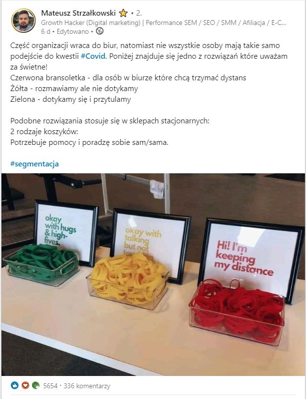 fot. Mateusz Strzałkowski/LinkedIn
