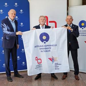 Toruń: UMK zyskał pełne członkostwo w międzynarodowym konsorcjum uczelni