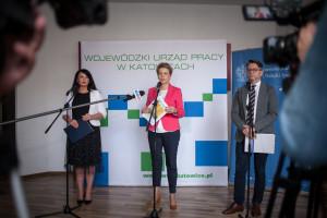 Urzędy pracy w woj. śląskim przekazały w ramach tarczy 2,6 mld zł