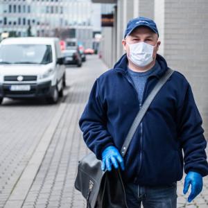 Tak Poczta Polska dba o bezpieczeństwo pracowników