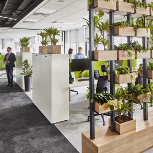 W biurze nie ma pracowników? To okazja do zmiany wystroju