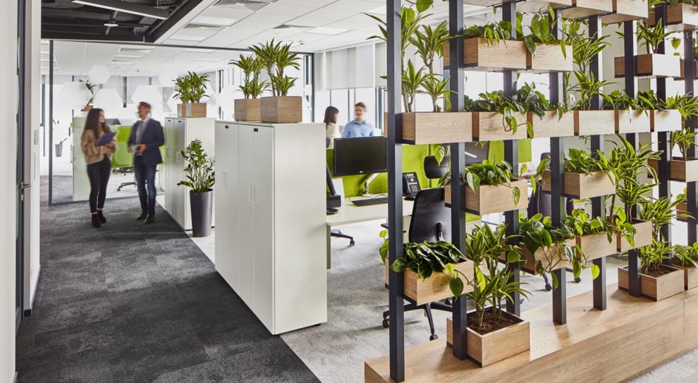 W biurze nie ma pracowników? To okazja do zmiany wystroju. Na bezpieczny