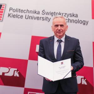 Prof. Zbigniew Koruba rektorem Politechniki Świętokrzyskiej