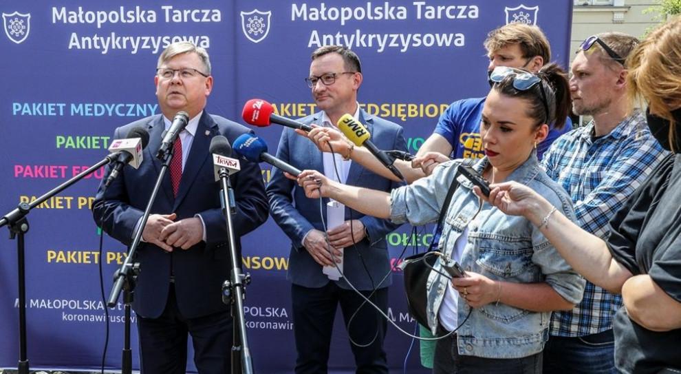 Małopolskie: Wsparcie dla samozatrudnionych. Dostaną 3 tys. zł miesięcznie