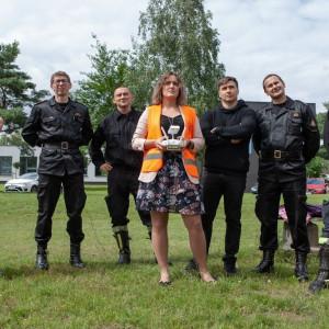 W Bydgoszczy strażacy szkolili się z obsługi dronów