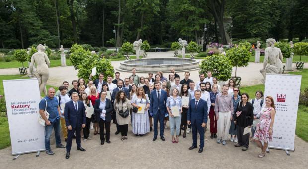 48 stypendystów z Ukrainy i Białorusi odebrało dyplomy XIX edycji programu Gaude Polonia
