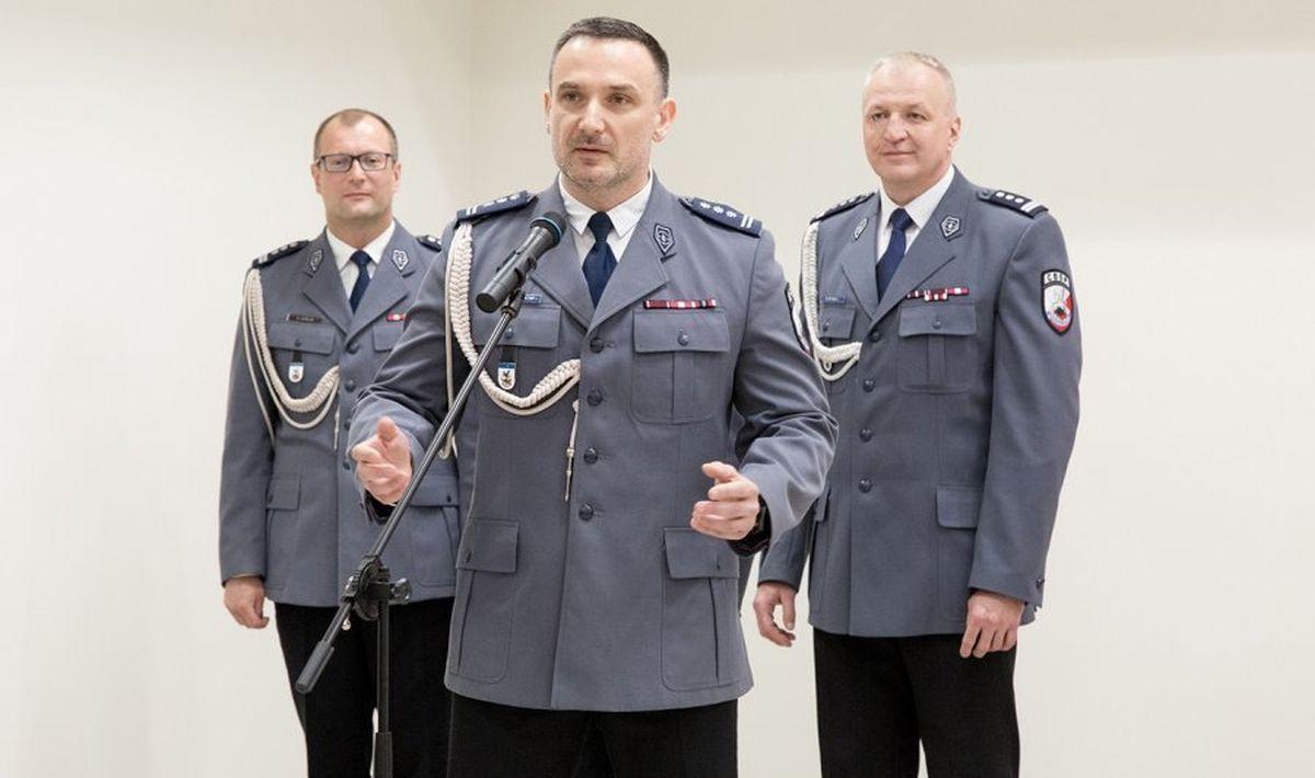 Nadinspektor Paweł Półtorzycki (fot. policja.pl)