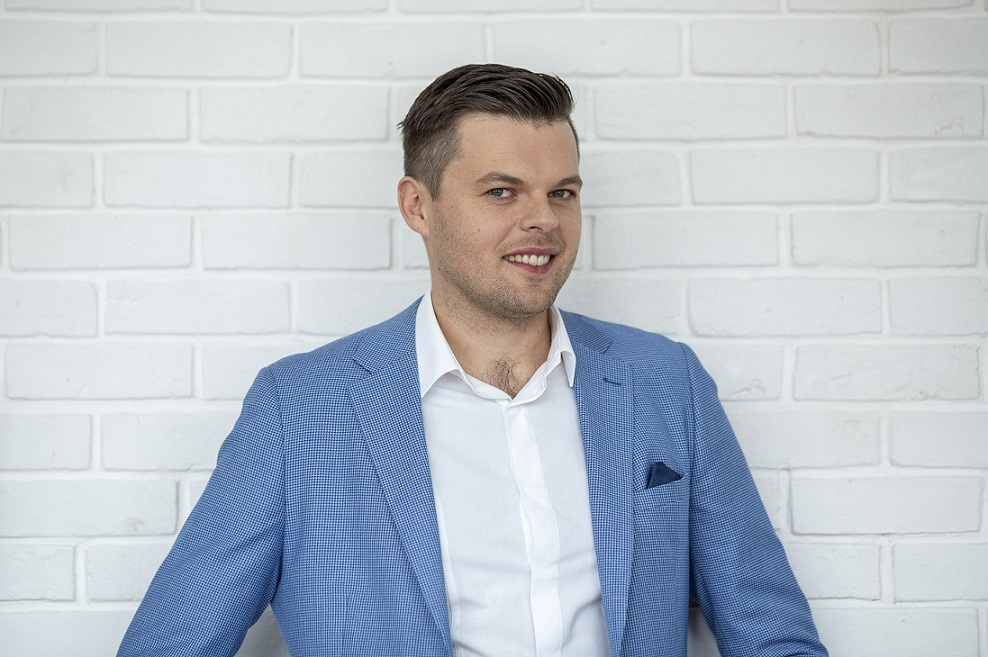 Tomasz Bujok, CEO No Fluff Jobs (fot. No Fluff Jobs)