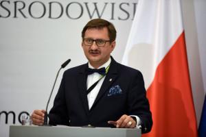 Paweł Ciećko - Główny Inspektor Ochrony Środowiska - odwołany
