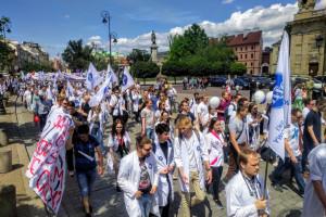 Szykuje się protest środowisk medycznych. Jest ważny powód