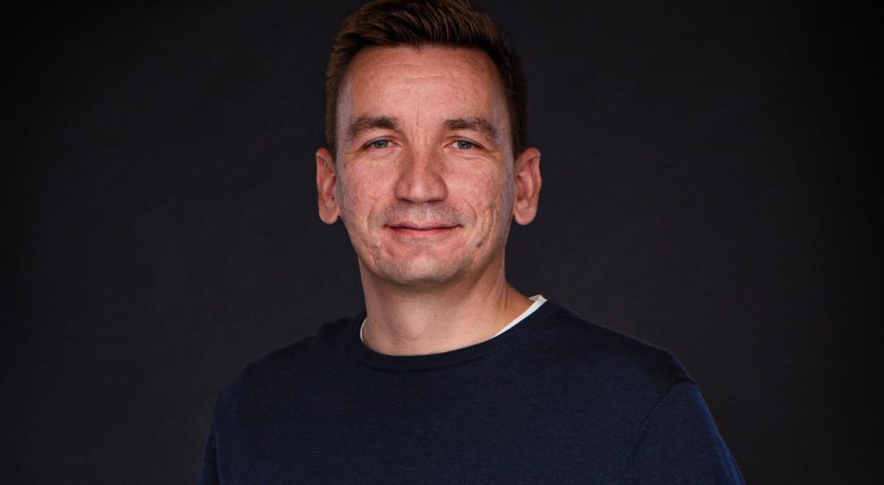 Marcin Mroczek w zespole Life on Mars