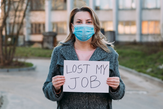 Już prawie 2 mln Amerykanów straciło pracę przez wirusa