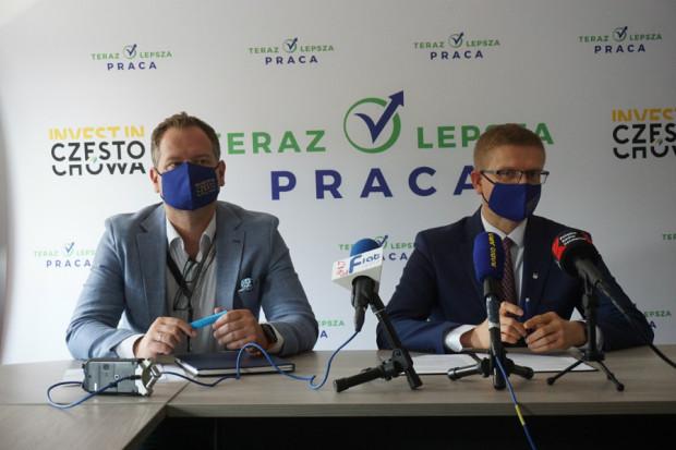 """""""Zawodowa współpraca"""" dalej w Częstochowie. Miasto zdobyło 3,7 mln zł"""