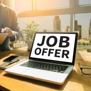 Ubywa ofert pracy w internecie. Tylko w jednym sektorze odnotowano wzrost