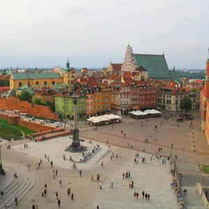 Warszawa szybciej podnosi się po pandemii niż inne europejskie stolice